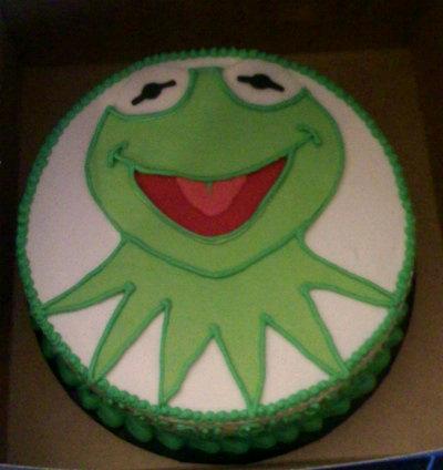 Pin Kermit The Frog Wedding Cake Flickr Photo Sharing Cake